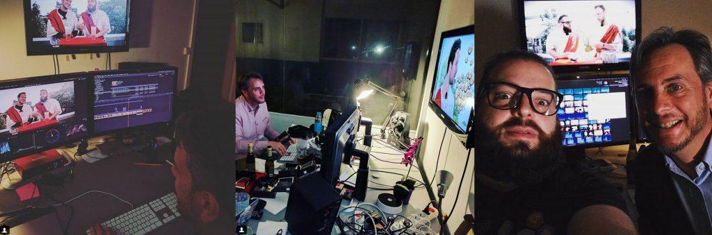 post-production talkshow