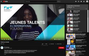Youtube IMT Atlantique