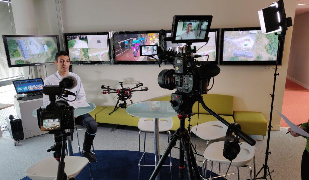 tournage bi-camera